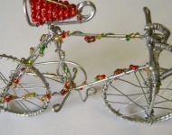 wire & bead bike 2